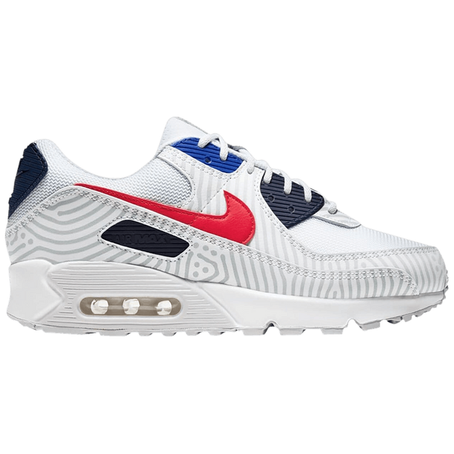 Nike Nike Air Max 90 GS Wit