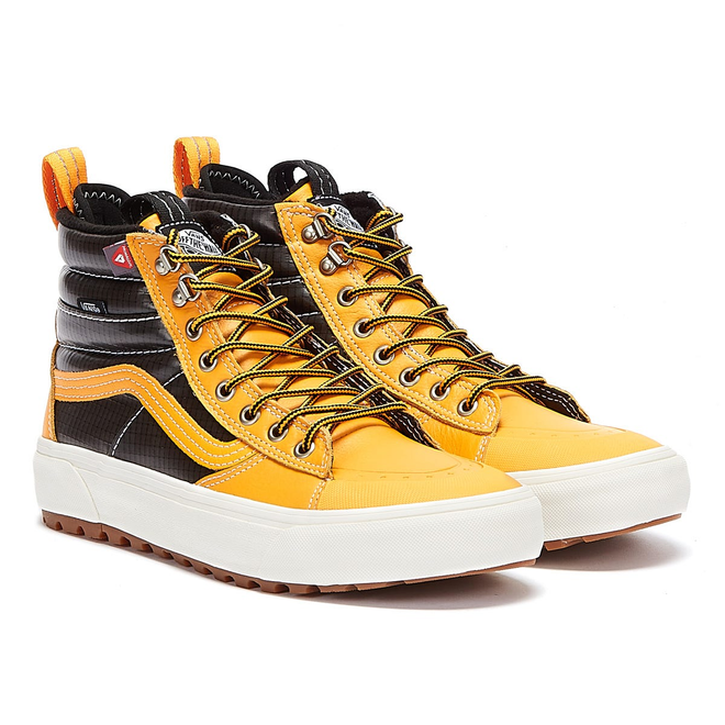 Vans SK8-Hi MTE 2.0 DX Mens Orange / Black Trainers