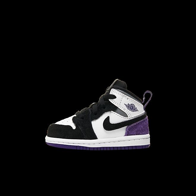 Jordan 1 Mid SE Purple (TD)