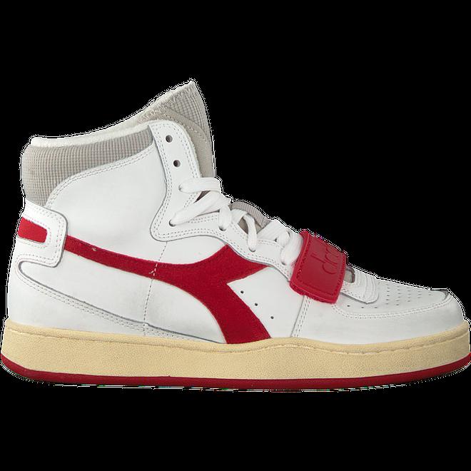 Diadora Hoge Sneaker Mi Basket Used Wn