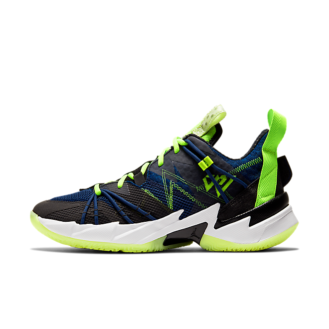 Jordan Why Not Zer0.3 SE Black/ Key Lime-Blue Void-Summit White