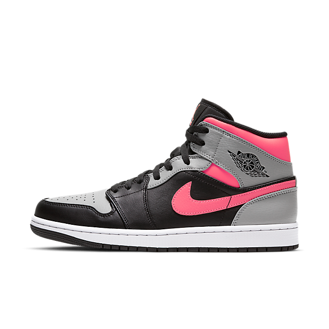 Air Jordan 1 Mid Pink Shadow (2020)