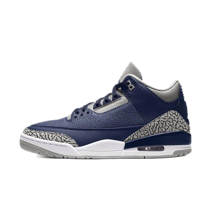 Air Jordan 3 Retro 'Midnight Navy' CT8532-401