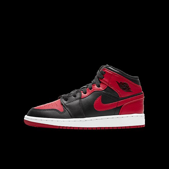 Air Jordan 1 Mid Banned 2020 (GS) 554725-074