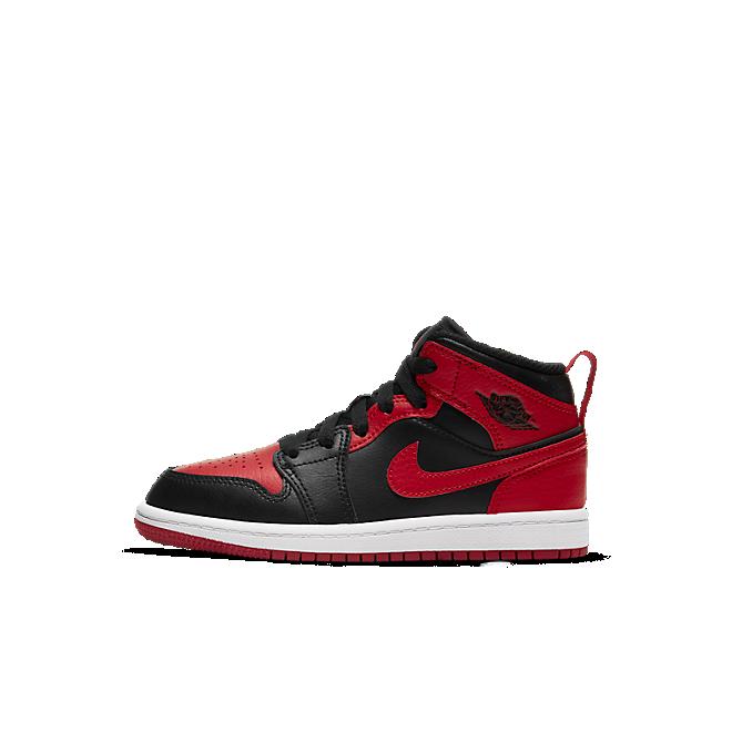 Air Jordan 1 PS Mid 'Banned' 640734-074