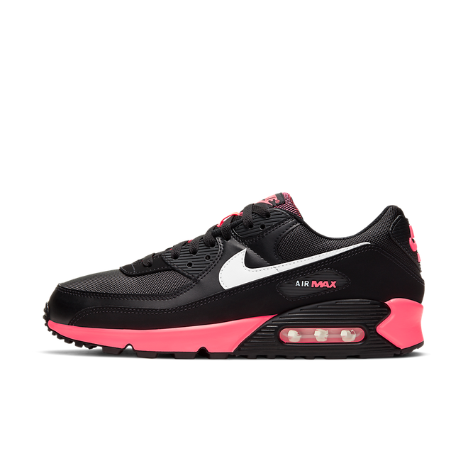 Nike Air Max 90 'Black/Racer Pink'