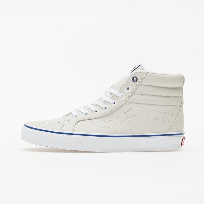 Vans Sk8-Hi Reissue (Butter Leather) True White/ Limoges