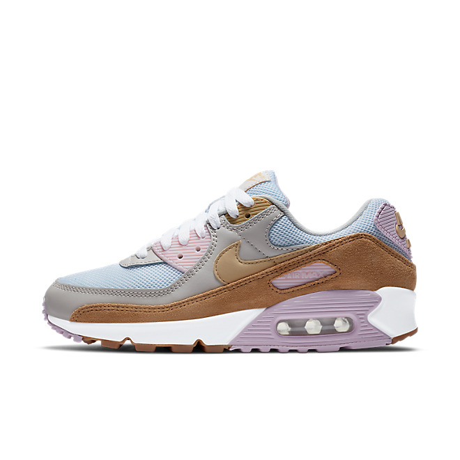 Nike Air Max 90 'Twine/Light Orewood' zijaanzicht
