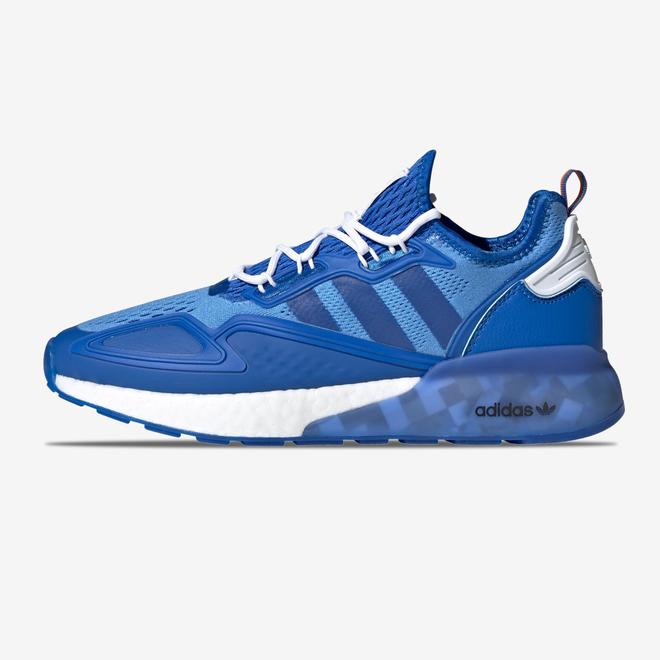 """Adidas Ninja x ZX 2K Boost """"Blue"""""""