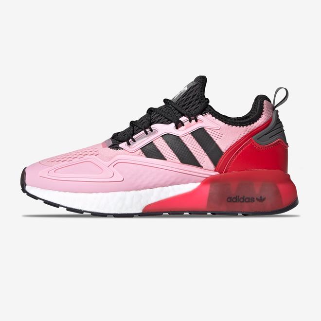 """Adidas Ninja x ZX 2K Boost """"True Pink"""""""