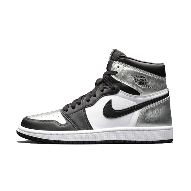 Air Jordan 1 WMNS High OG 'Silver Toe'