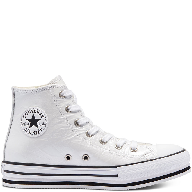 Night Sky Platform EVA Chuck Taylor All Star High Top