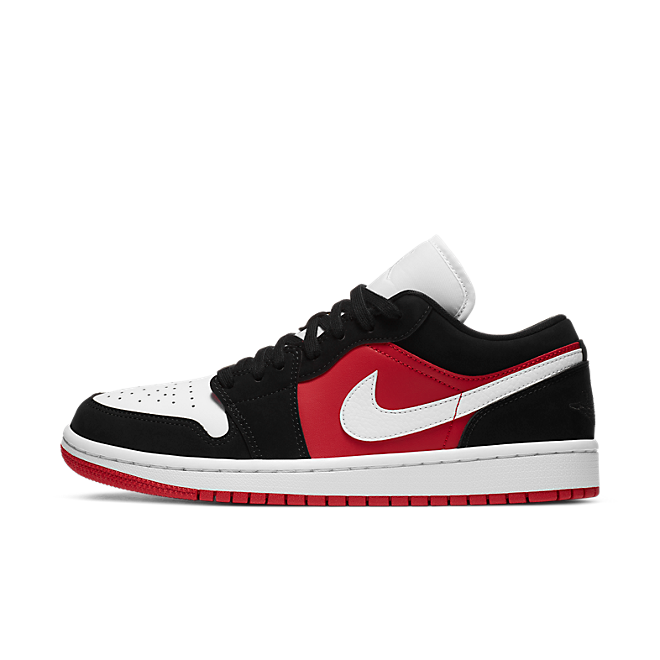 "Air Jordan WMNS 1 LOW ""BLACK"""