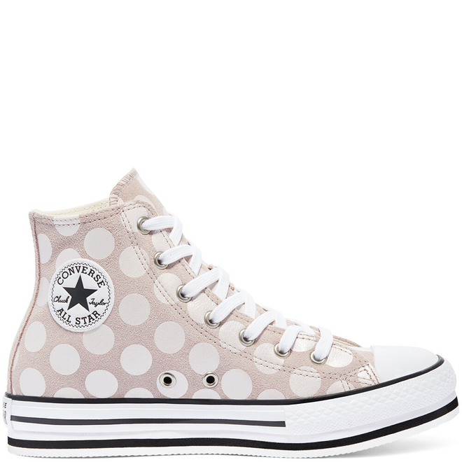 Glitter Shine EVA Platform Chuck Taylor All Star High Top