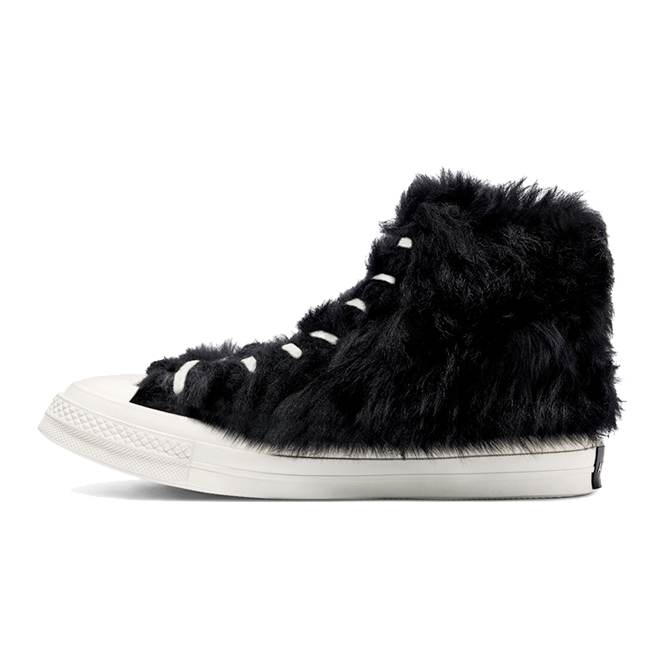 Converse x Ambush Chuck 70 Fuzzy High Top