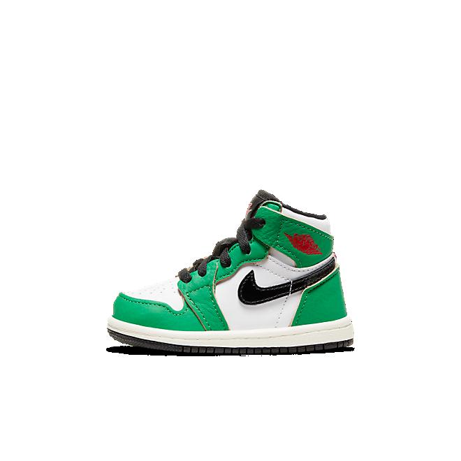 Air Jordan 1 Retro High Lucky Green (TD) (2020)
