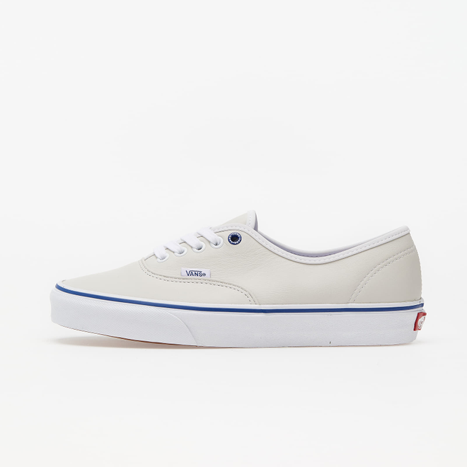 Vans Authentic (Butter Leather) True White