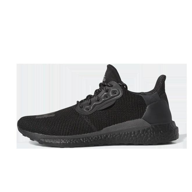 Pharrell Williams X adidas Solar HU 'Black' GX2485