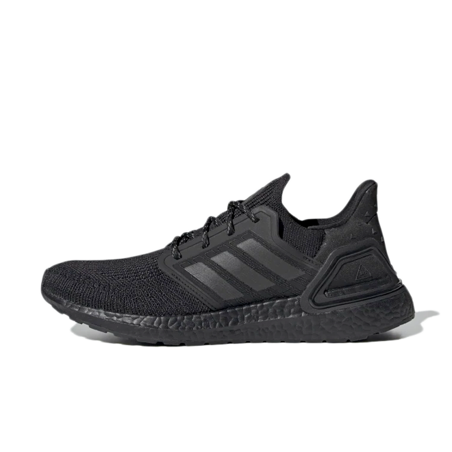 Pharrell Williams X adidas Ultraboost 20 'Black' H01892