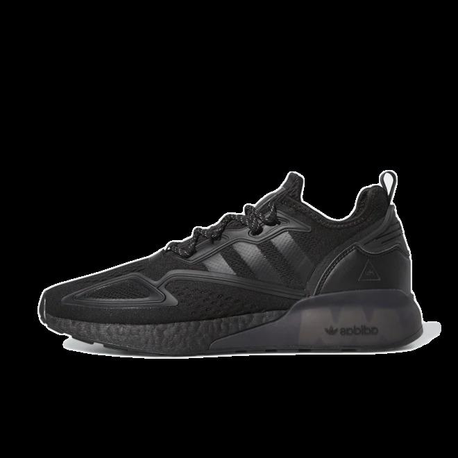 Pharrell Williams X adidas ZX 2K Boost 'Black' GY4976