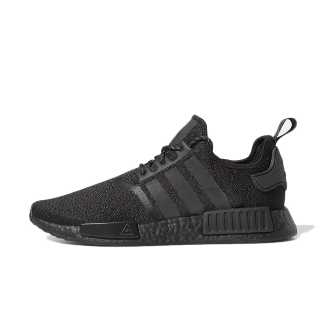 Pharrell Williams X adidas NMD_R1 'Black'