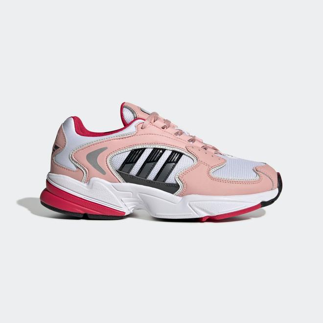 adidas neo comfort footbed pink sandals shoes sale | FU9588 | Gov