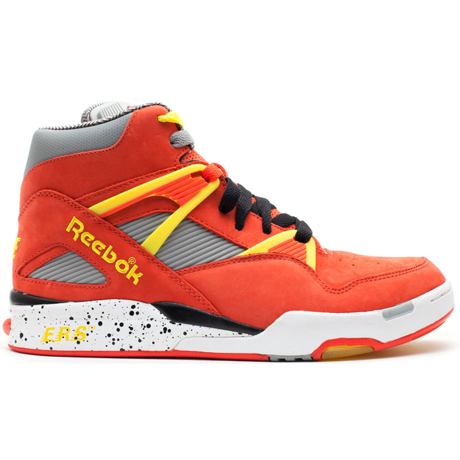 Reebok Pump Omni Zone Packer Shoes Nique Red