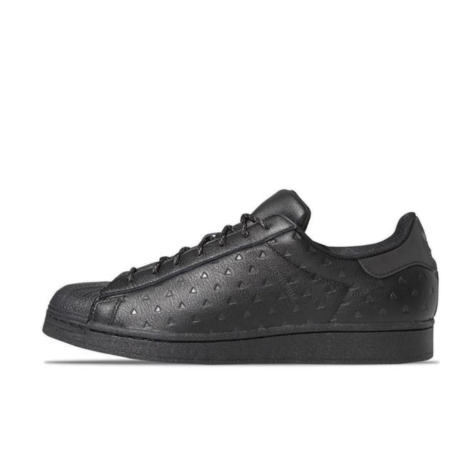 Pharrell Williams X adidas Superstar 'Black' GY4981