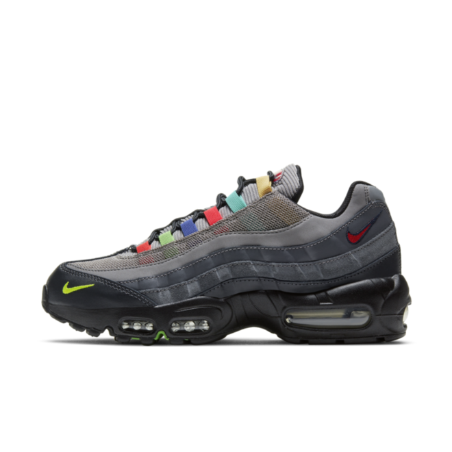 Nike Air Max 95 SE 'Light Charcoal'