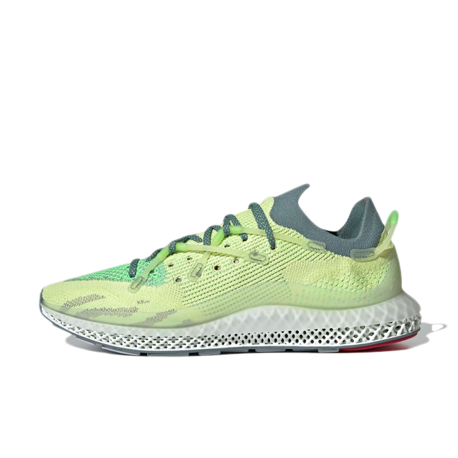 adidas 4D Fusio 'Semi Frozen Yellow'