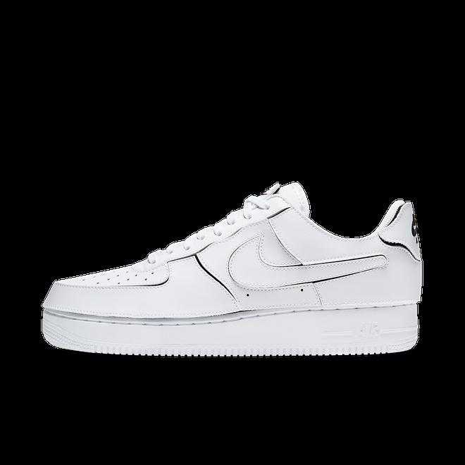 Nike Air Force 1/1 'Cosmic Clay' zijaanzicht