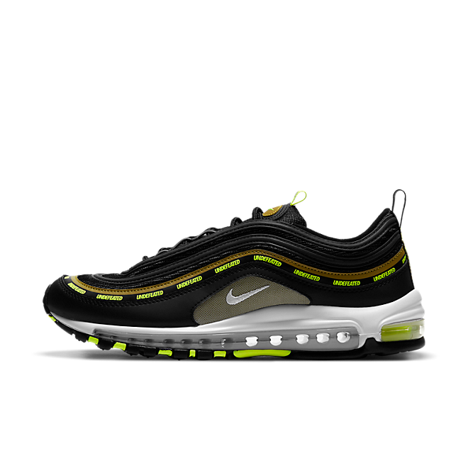 UNDFTD X Nike Air Max 97 'Black Volt'