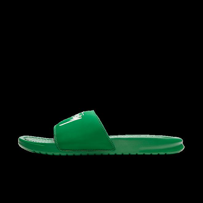 Nike x Stüssy Benassi Pine Green/ Sail