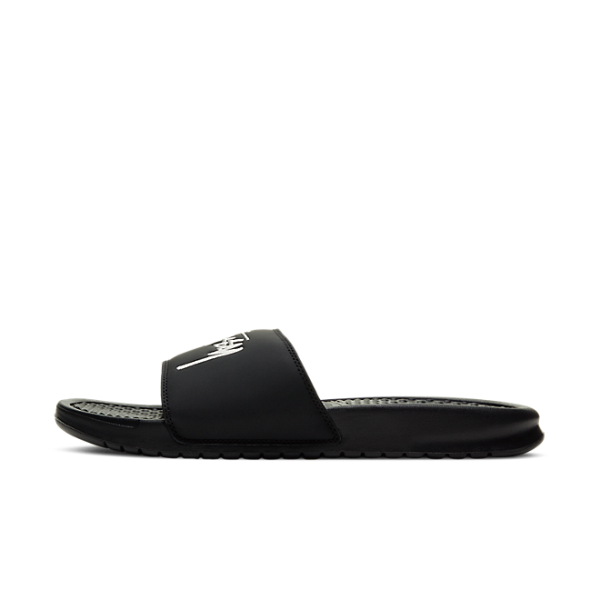 Nike x Stüssy Benassi Black/ Sail