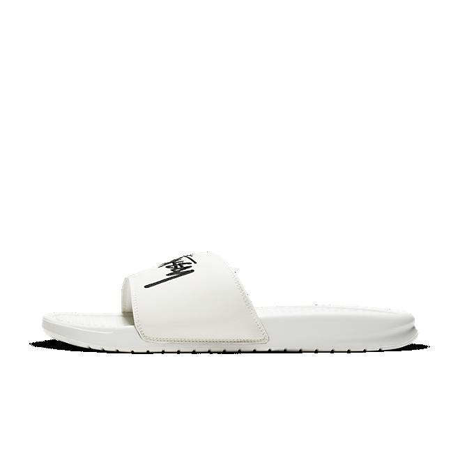 Nike x Stüssy Benassi Sail/ Black