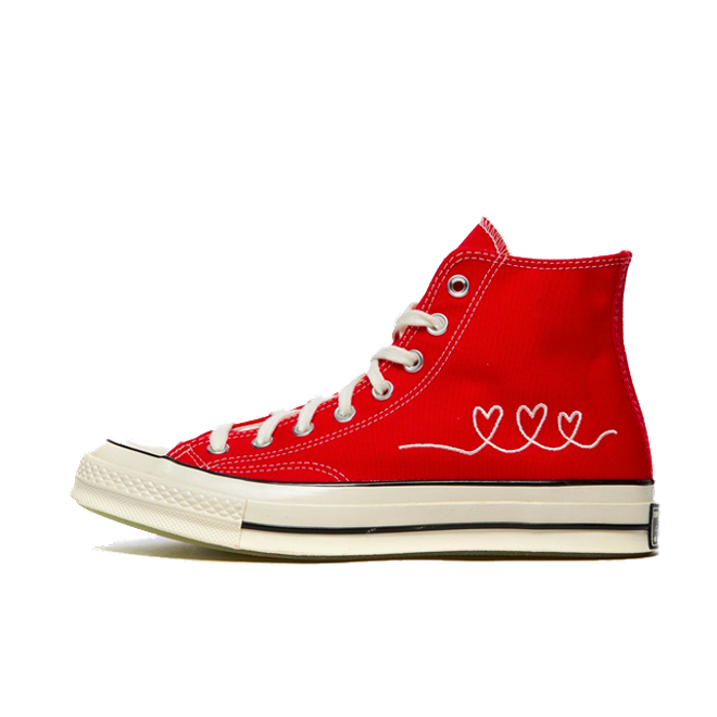 Converse Chuck 70 High Top Valentine's Day 'University Red'