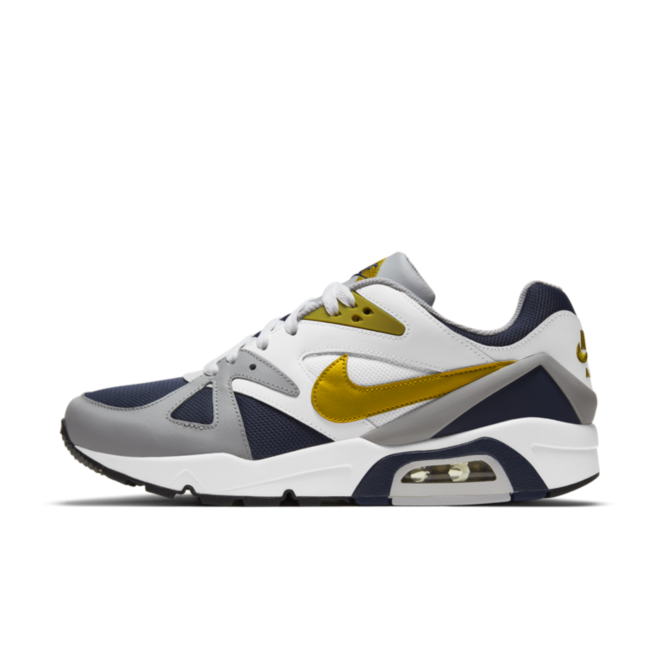 Nike Air Structure Triax 91 'Navy & Gold' DB1549-400