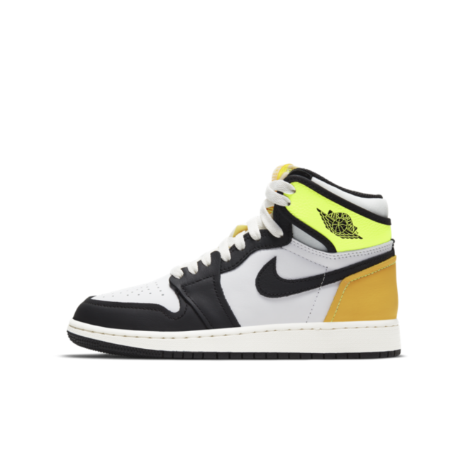 Air Jordan 1 High Kids 'Volt'