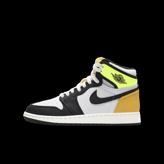 Air Jordan 1 High Kids 'Volt' 575441-118