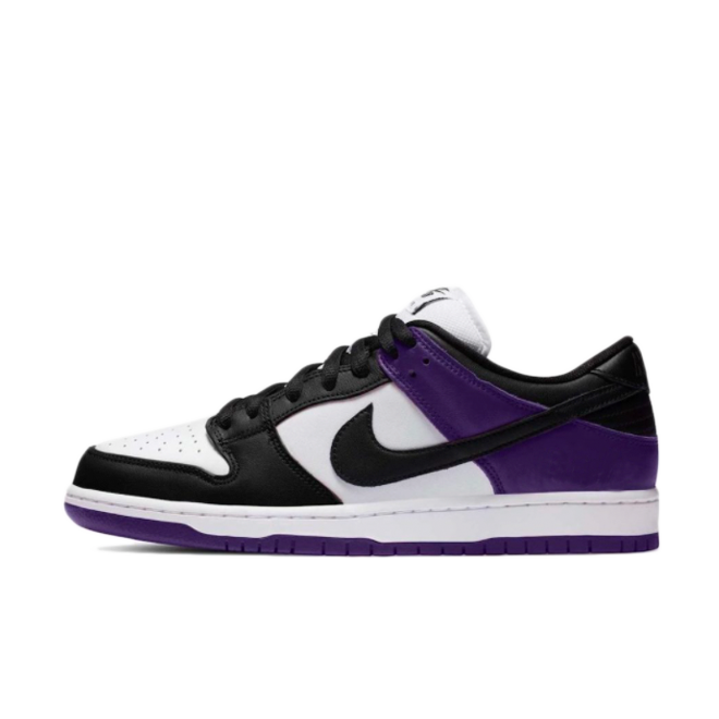 Nike SB Dunk Low 'Court Purple' BQ6817-500