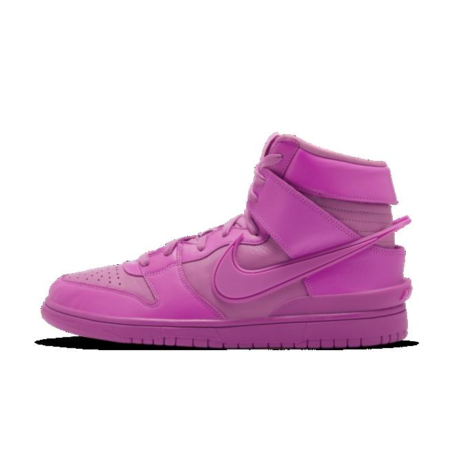 Ambush X Nike Dunk High 'Lethal Pink'