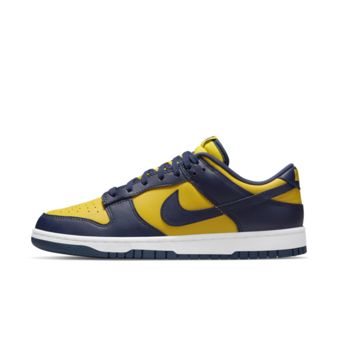 Nike Dunk Low 'Michigan'