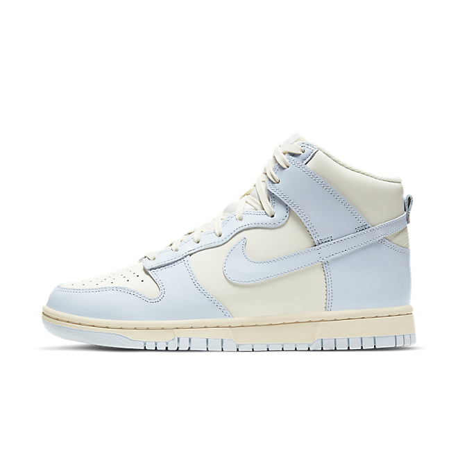 Nike WMNS Dunk High 'Sail/Football Grey'