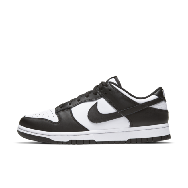 Nike WMNS Dunk Low 'Black/White'