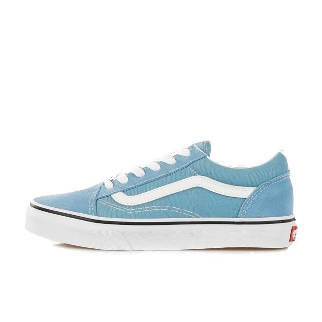 Vans Old Skool Delphinium Blue True White GS