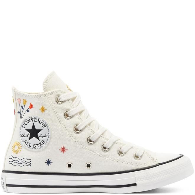 It's Okay To Wander Chuck Taylor All Star High Top
