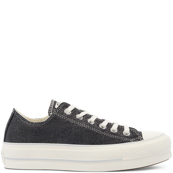 Digital Powder Platform Chuck Taylor All Star Low Top