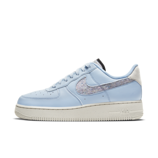 Nike Air Force 1 Crater 'Light Armory Blue'