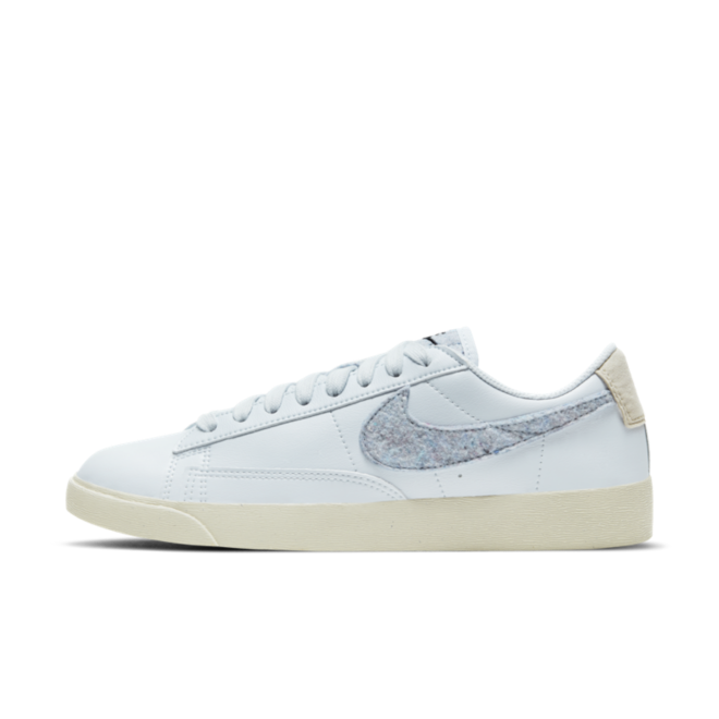 sneaker releases 1 2021 Nike WMNS Blazer Low Crater 'Light Armory Blue'