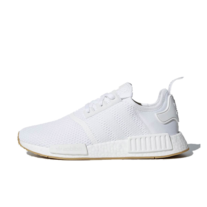 adidas NMD_R1 White 'Gumsole' Pack
